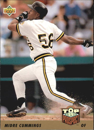 Photo of 1993 Upper Deck Gold Hologram #440 Midre Cummings