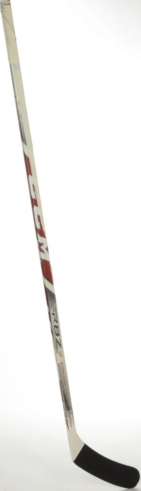 Michal Jordan Team Czech Republic World Cup of Hockey 2016 Tournament-Used CCM RBZ Speedburner Hockey Stick