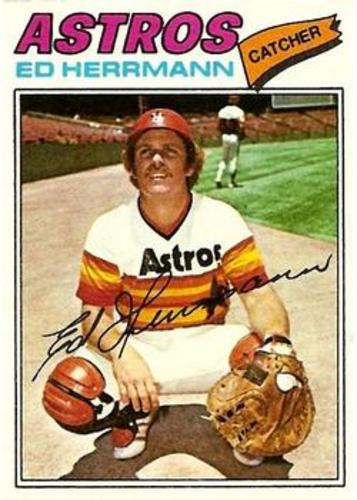 Photo of 1977 Topps #143 Ed Herrmann