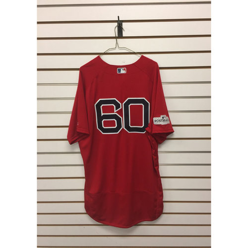 Photo of Dana Levangie Team-Issued 2017 Home Alternate Jersey