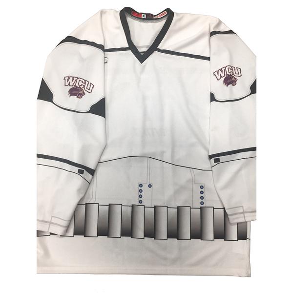 WCU Star Wars Men's Hockey Jersey (XL)