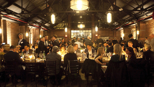LA TABLÉE TASTING AND DINNER IN NEW YORK - PACKAGE 2 OF 3