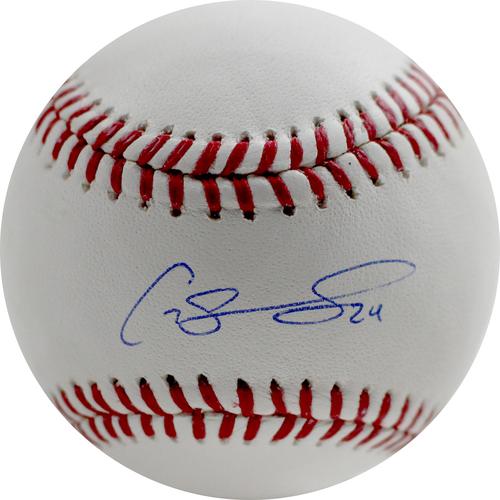 Photo of Gary Sanchez Signed MLB Baseball