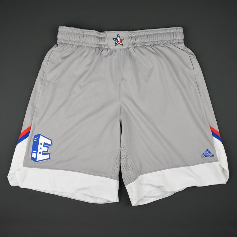 Kevin Love - 2017 NBA All-Star Eastern Conference - Game-Issued Shorts