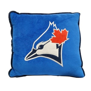 Toronto Blue Jays Contrast Pillow by Forever Collectibles