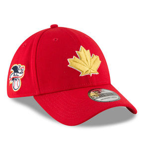 Toronto Blue Jays 2018 Canada Day Stretch Cap by New Era