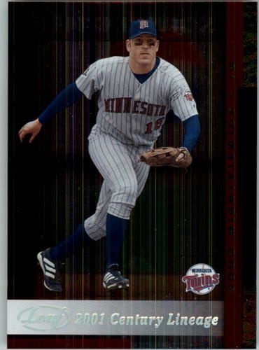 Photo of 2002 Leaf Lineage Century #123 Doug Mientkiewicz 01
