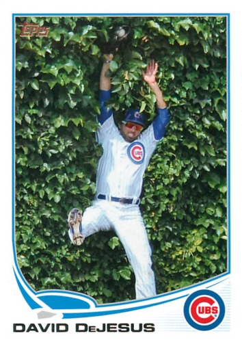 Photo of 2013 Topps #209 David DeJesus
