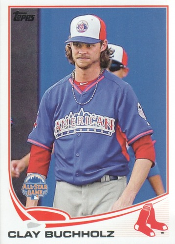 Photo of 2013 Topps Update #US63 Clay Buchholz