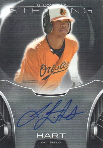 Photo of 2013 Bowman Sterling Prospect Autographs #JH Josh Hart