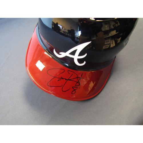 Photo of Braves Charity Auction - Jace Peterson Autographed Helmet