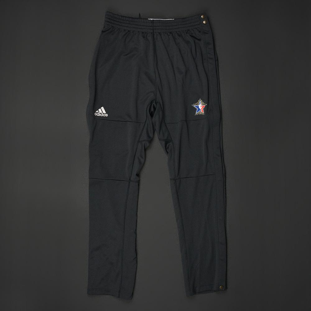 Stephen Curry - 2017 NBA All-Star Game - Western Conference - Warmup-Worn Pants