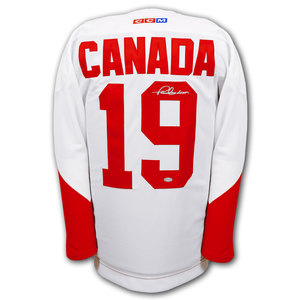 Paul Henderson Team Canada 1972 Summit Series Autographed Jersey