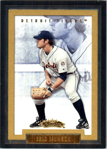 Photo of 2002 Fleer Showcase Legacy #111 Eric Munson
