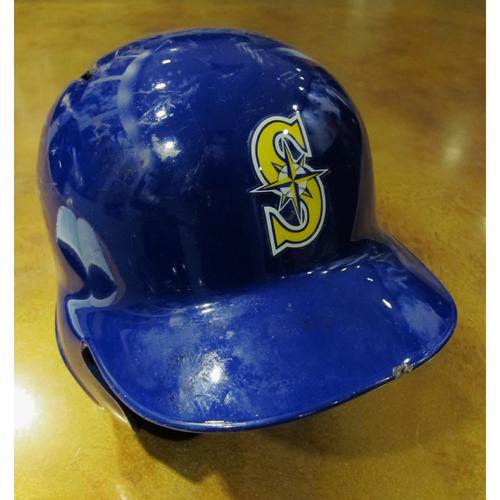 Photo of Robinson Cano Team-Issued Home Alt Batting Helmet 2016