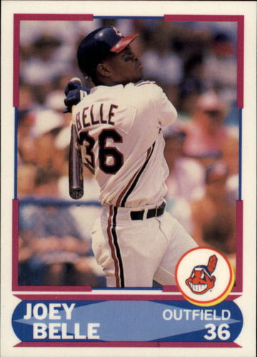 Photo of 1990 Score Young Superstars I #3 Albert Belle