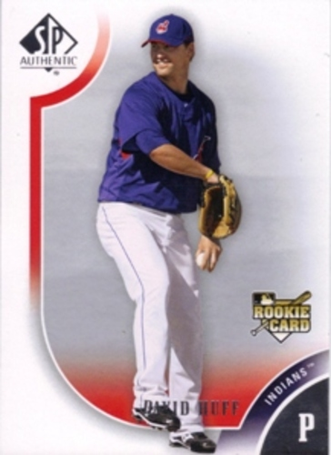 Photo of 2009 SP Authentic #144 David Huff RC