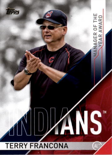 Photo of 2017 Topps MLB Awards #MOY1 Terry Francona