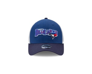 Toronto Blue Jays Toddler/Child Trucker Joy Cap by New Era