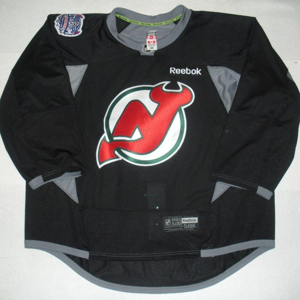 Martin Brodeur - 2014 Stadium Series - New Jersey Devils - Practice-Worn Jersey
