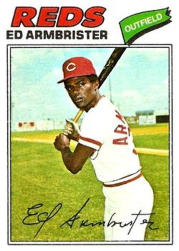 Photo of 1977 Topps #203 Ed Armbrister