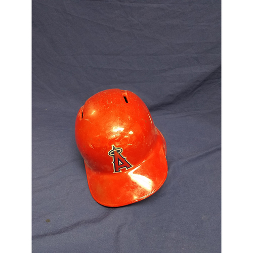 Photo of Albert Pujols 2015 Game-Used Helmet