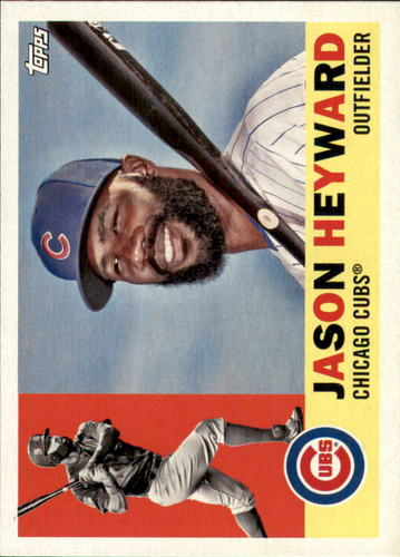 Photo of 2017 Topps Archives #69 Jason Heyward Cubs post-season