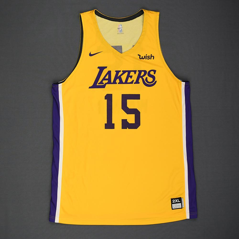 Moritz Wagner - Los Angeles Lakers - 2018 NBA Summer League - Game-Worn Jersey - 23 Points
