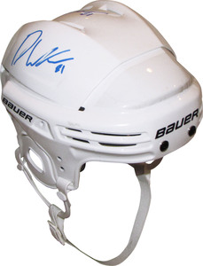 Phil Kessel Autographed Bauer Hockey Helmet (Pittsburgh Penguins)