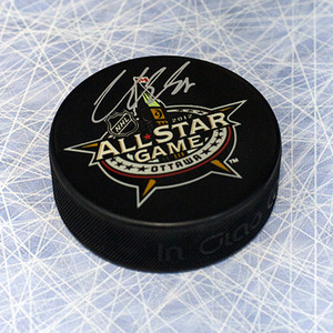 Claude Giroux Autographed 2012 All Star Hockey Puck *Philadelphia Flyers*