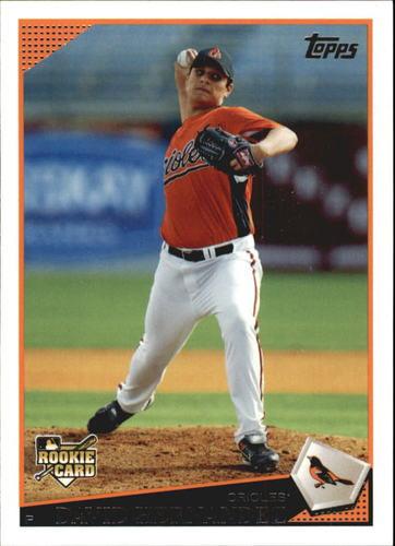 Photo of 2009 Topps Update #UH4 David Hernandez RC