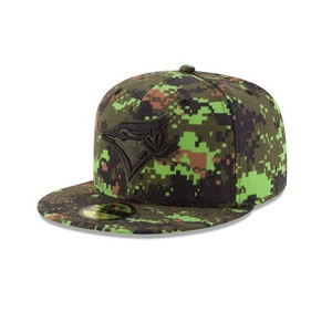2016 Authentic Collection On-Field Canadian Forces CADPAT Game Cap by New Era