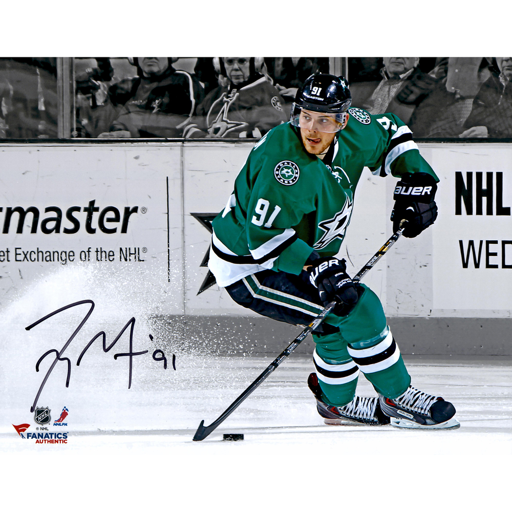 Tyler Seguin Dallas Stars Autographed 11
