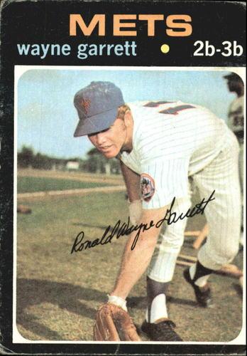Photo of 1971 Topps #228 Wayne Garrett