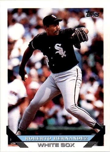 Photo of 1993 Topps #70 Roberto Hernandez