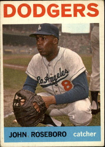 Photo of 1964 Topps #88 John Roseboro