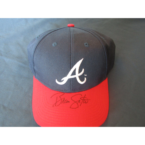 Photo of Braves Charity Auction - Brian Snitker Autographed Hat