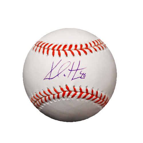 Photo of Kelvin Herrera Autographed Baseball