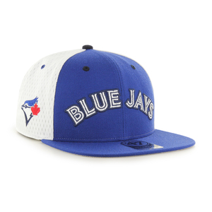 Toronto Blue Jays Side Kick Snapback Cap Royal by '47 Brand