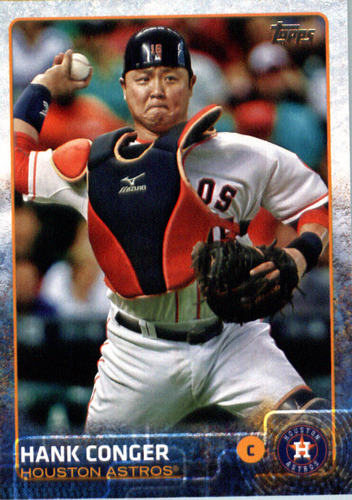Photo of 2015 Topps Update #US55 Hank Conger