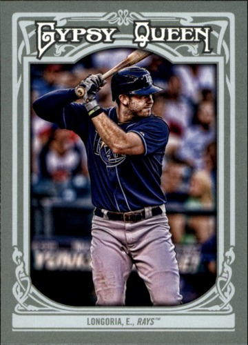 Photo of 2013 Topps Gypsy Queen #44 Evan Longoria