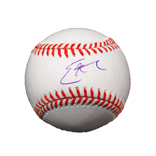Photo of Eric Hosmer Autographed Baseball
