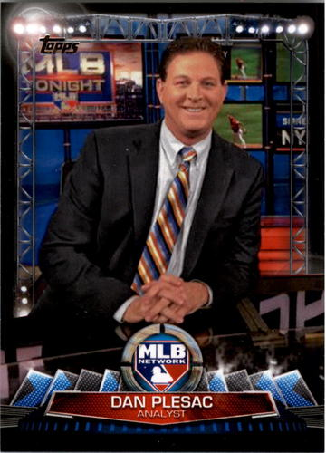 Photo of 2017 Topps MLB Network #MLBN10 Dan Plesac