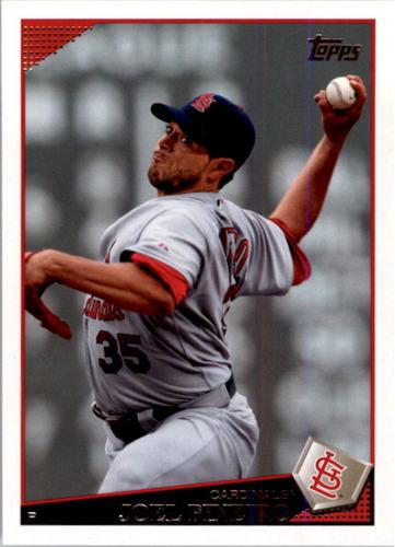Photo of 2009 Topps #612 Joel Pineiro