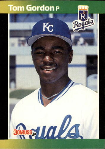 Photo of 1989 Donruss Baseball's Best #287 Tom Gordon