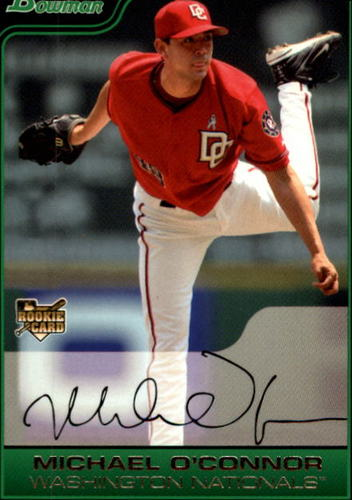 Photo of 2006 Bowman Draft #53 Michael O'Connor RC