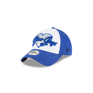 Toronto Blue Jays Youth Sparkly Fan Cap by New Era