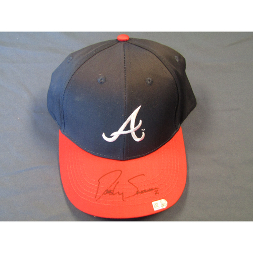 Photo of Braves Charity Auction - Dansby Swanson Autographed Hat