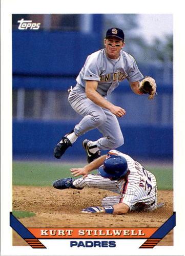Photo of 1993 Topps #84 Kurt Stillwell