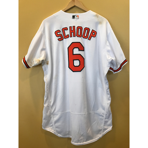 Photo of Jonathan Schoop - Jersey (HR): Game-Used